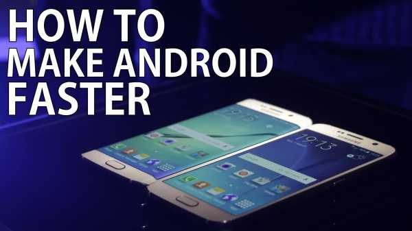 How to Make Your Android Smartphone Faster Like Usain Bolt