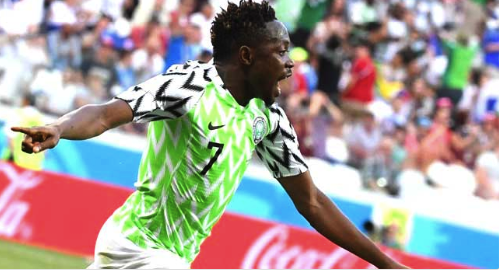 Video: Nigeria 2 – 0 Iceland 