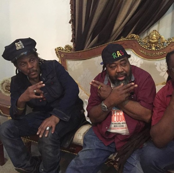 My Last Meeting With Ras Kimono Before He Died – Majek Fashek Mourns Death Of Reggae Legend