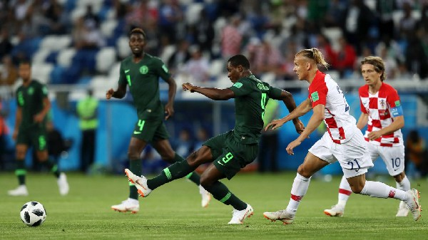 4 Super Eagles Players Who Failed to Impress Against Croatia