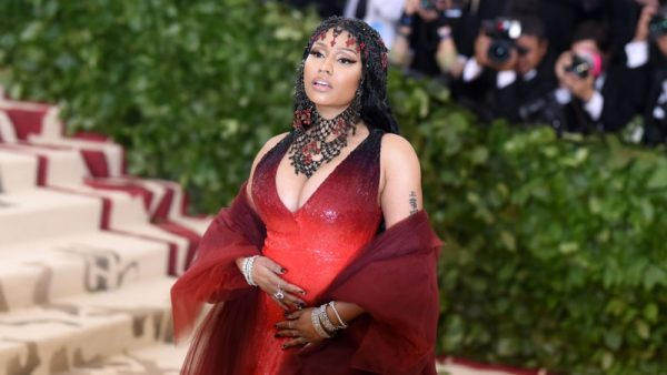 Nicki Minaj Becomes First Female Artist to Hit 90th Billboard Hot 100 Entry