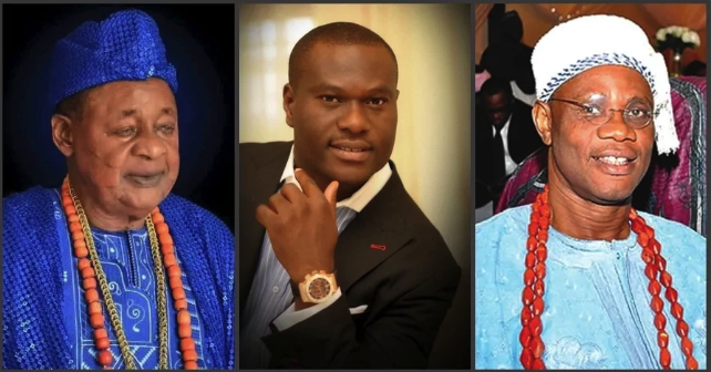 Top 10 Obas in Yorubaland; Net-worth, Cars, House and Rank (Photos)