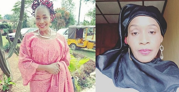 Kemi Olunloyo Converts To Islam | Video
