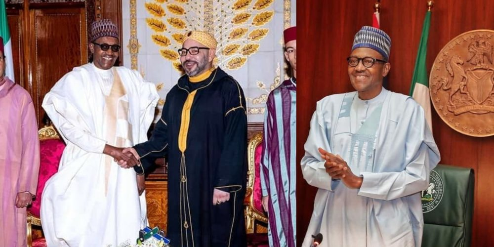 """Nigerian youths are intellectually aggressive, economically ambitious people"" – President Buhari"
