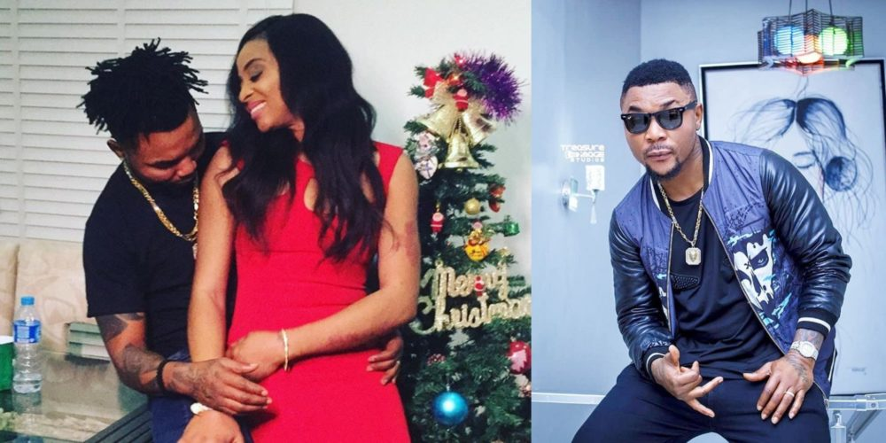 Nigerian Singer Oritsefemi's Wife Rants About Those Sliding Into His DM