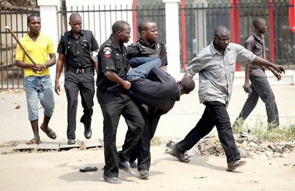 3 Arrested In Lagos For Gang-R*ping 15-Year Old Girl (Read Sad Details)