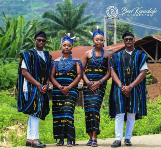 Identical Twin Brothers Set To Wed Two Best Friends (See Pre-wedding Photos)
