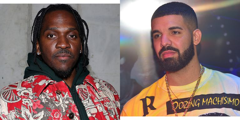 Pusha T Speaks Following Claims That Drake Has a Diss Song That Could End His Career