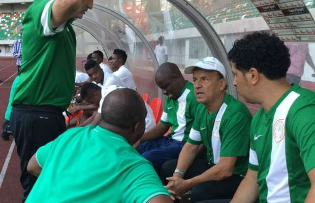 Super Eagles Boss Rohr Bans Players From Eating 'Goat Meat & Pepper Soup'