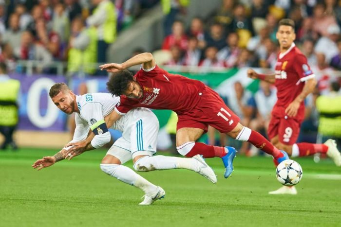 Champions League Final: Salah Fires Back At Ramos Over Injury Claims