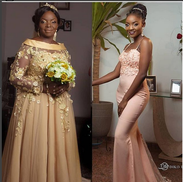 """My Goals In This Life Is To Spoil You"" – Singer Simi Gushes Over Her Mum"