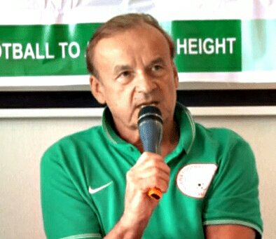 Super Eagles Are Not Ready For World Cup – Coach Rohr Speaks After Czech Defeat