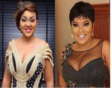 'You're A Big For Nothing Hypocrite' – Actress Toyin Abraham Blasts Mercy Aigbe