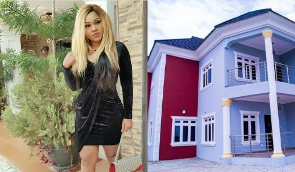 Actress Mercy Aigbe Becomes The Latest Landlady In Town (Photos)