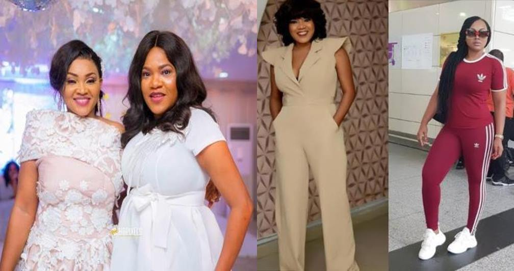 """It was handiwork of bloggers"" – Mercy Aigbe speaks on face-off with Toyin Abraham"