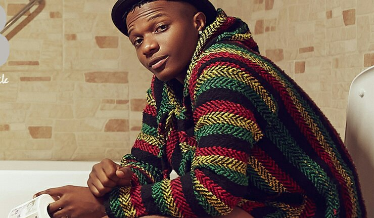 Yinmu! 'If I F*ck Your Girl, You Wont Get Her Back'- Wizkid Boast