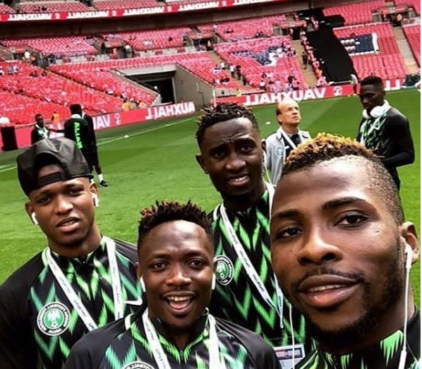 Super Eagles To Arrive Russia On Monday For 2018 World Cup