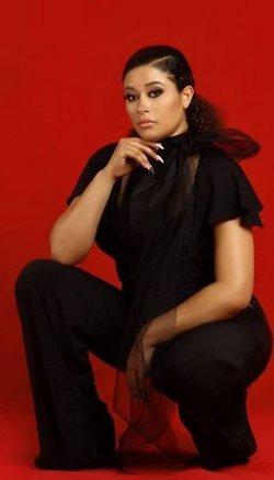 Chic! Adunni Ade Looks Gorgeous In Black As She Releases Birthday Photos