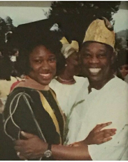 Proudly Nigerian Today & Always! MKO's Daughter Reacts To Buhari's Posthumous Award On Father