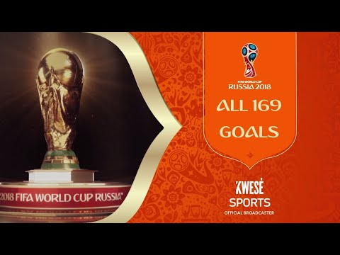 The 2018 FIFA World Cup in 169 Goals