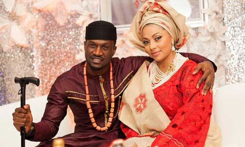 Revealed! Psquare separated because of Lola Omotayo-Okoye — Peter Okoye confesses