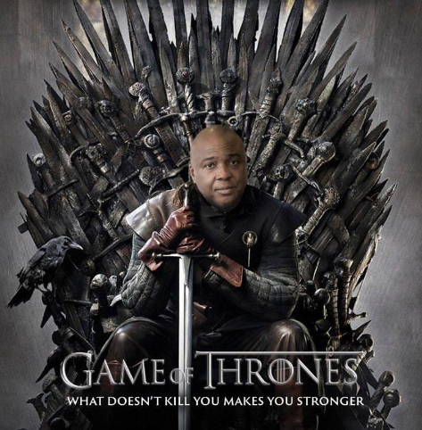 'Game Of Thrones'; What Nigerians Are Saying About Saraki After Sneaking Into The National Assembly