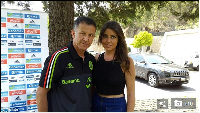 Football Coach Under Fire For Taking His Wife And Mistress To World Cup (Photos)