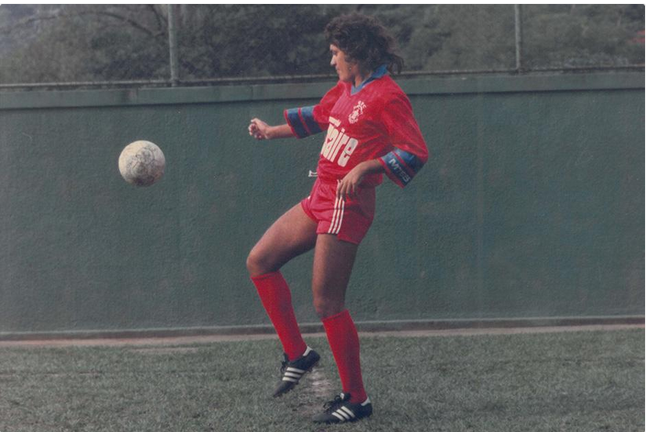 Meet The Fake Football Legend Who Has Never Played In A Professional Match (Photos)