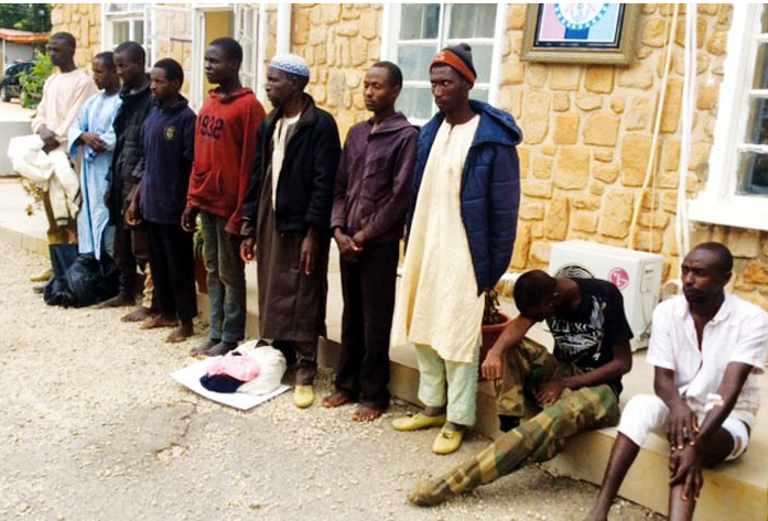 More Suspects Arrested In Connection With Plateau Massacre (Photo)