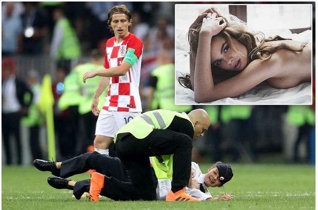 Female Protesters Who Interrupted World Cup Final Match Sentenced To Jail (Photos)