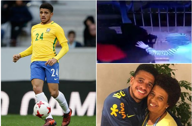 Mother Of Brazil World Cup Player Kidnapped By Armed Men In Her Home (Photos)