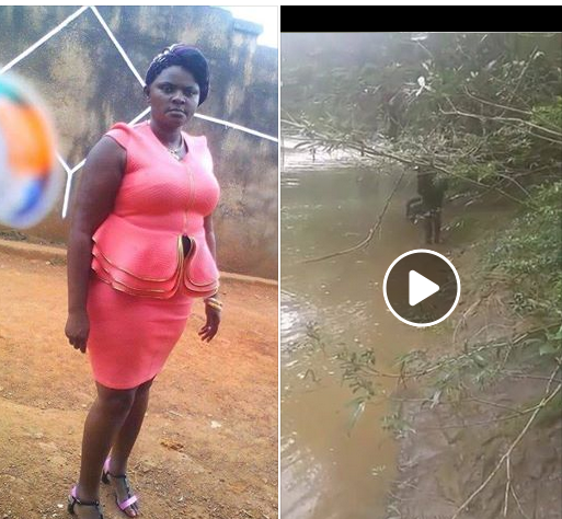 Cameroonian Woman Drowns In A Jungle While Trekking To USA (Photos/Video)