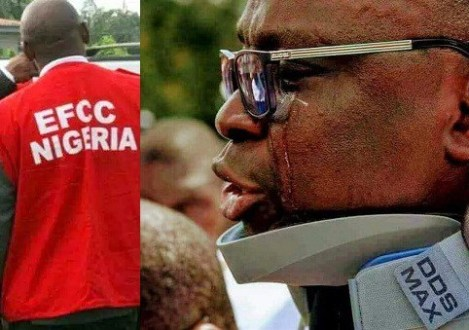 See you soon! Fayose In Big Trouble As EFCC Promised To Arrest And Prosecute Him