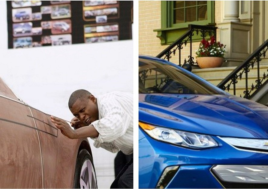 Meet the super-talented Nigerian man who designed the 2014 Chevrolet Volt