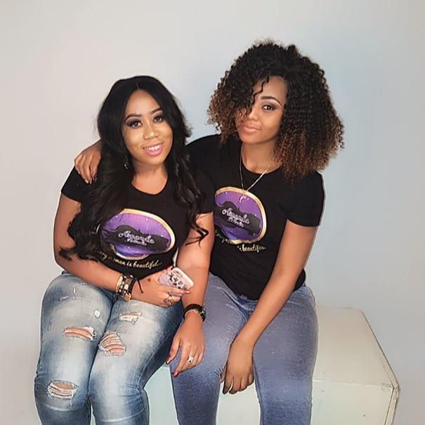 Moyo Lawal Met With Teen Actress, Regina Daniels And This Happened (Photo)