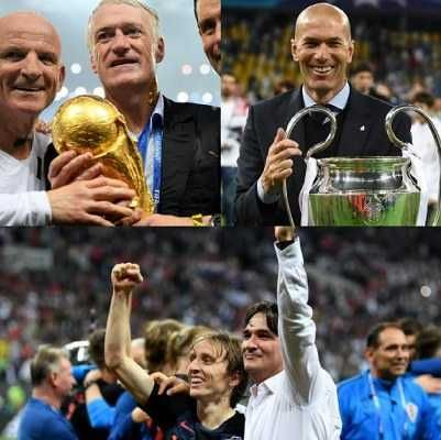 FIFA 2018 Best Coach Award Nominees Released! (Full List)
