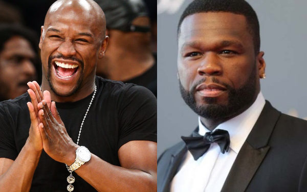 Mayweather Blasts 50 Cent Over Troll Comments In New Instagram Post