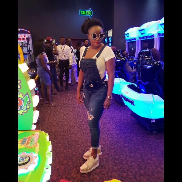 Actress, Ini Edo Steps Out In New Stylish Outfit (Photos)