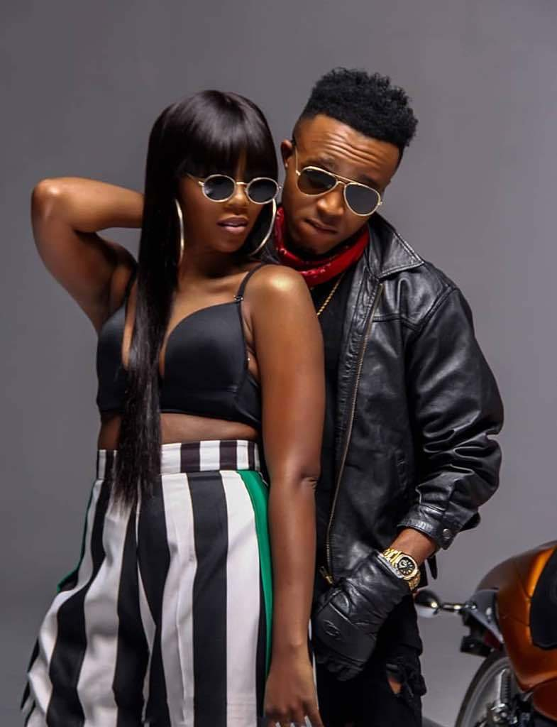 Humblesmith And Tiwa Savage Break The Internet With Super Sultry Photos