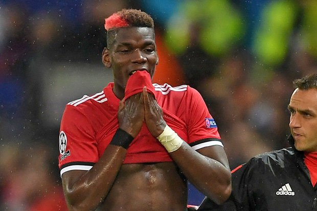 I Want To Return To Juventus To Play With Ronaldo – Pogba Tells Manchester United