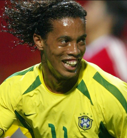 See What Football Legend, Ronaldinho Looks Like Now (Photos)