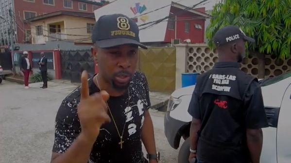 Ruggedman wants to Teach you how to spot Fake SARS Officers | Watch
