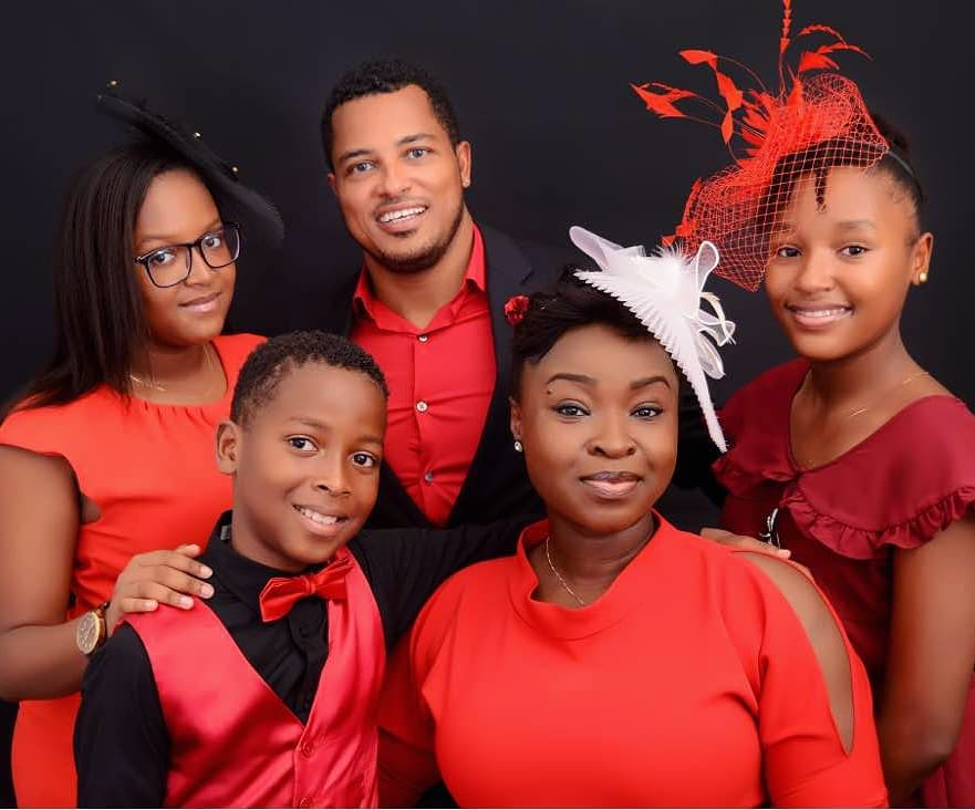 Van Vicker Forced To Sleep Outside By His Family After Croatia Lost To France (Video)