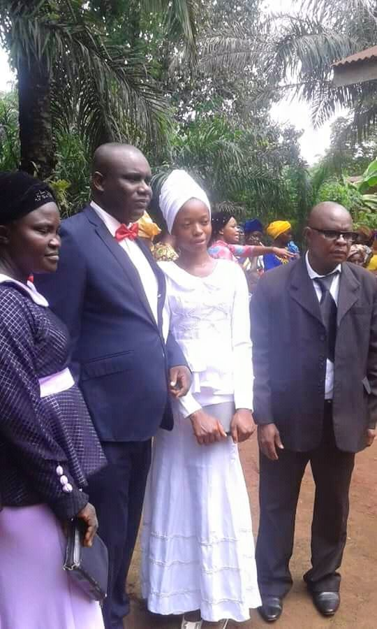 17-Year-Old Girl Weds Older Man Without Knowledge Of Her Family In Imo (Photos)