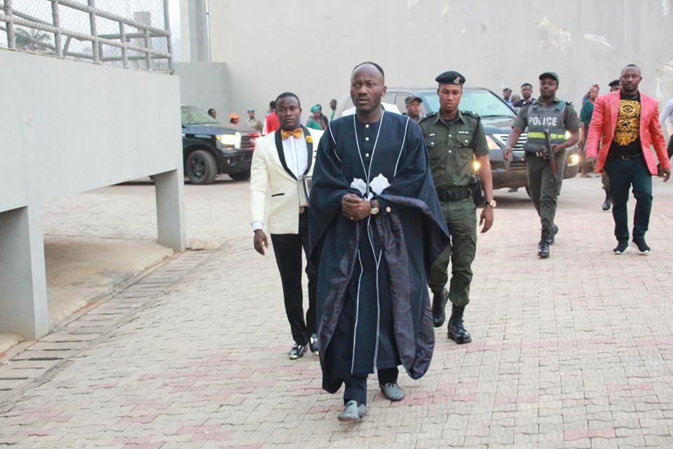 Apostle Suleman Slams Presidency Over Failed Prophecy Of Ekiti Election