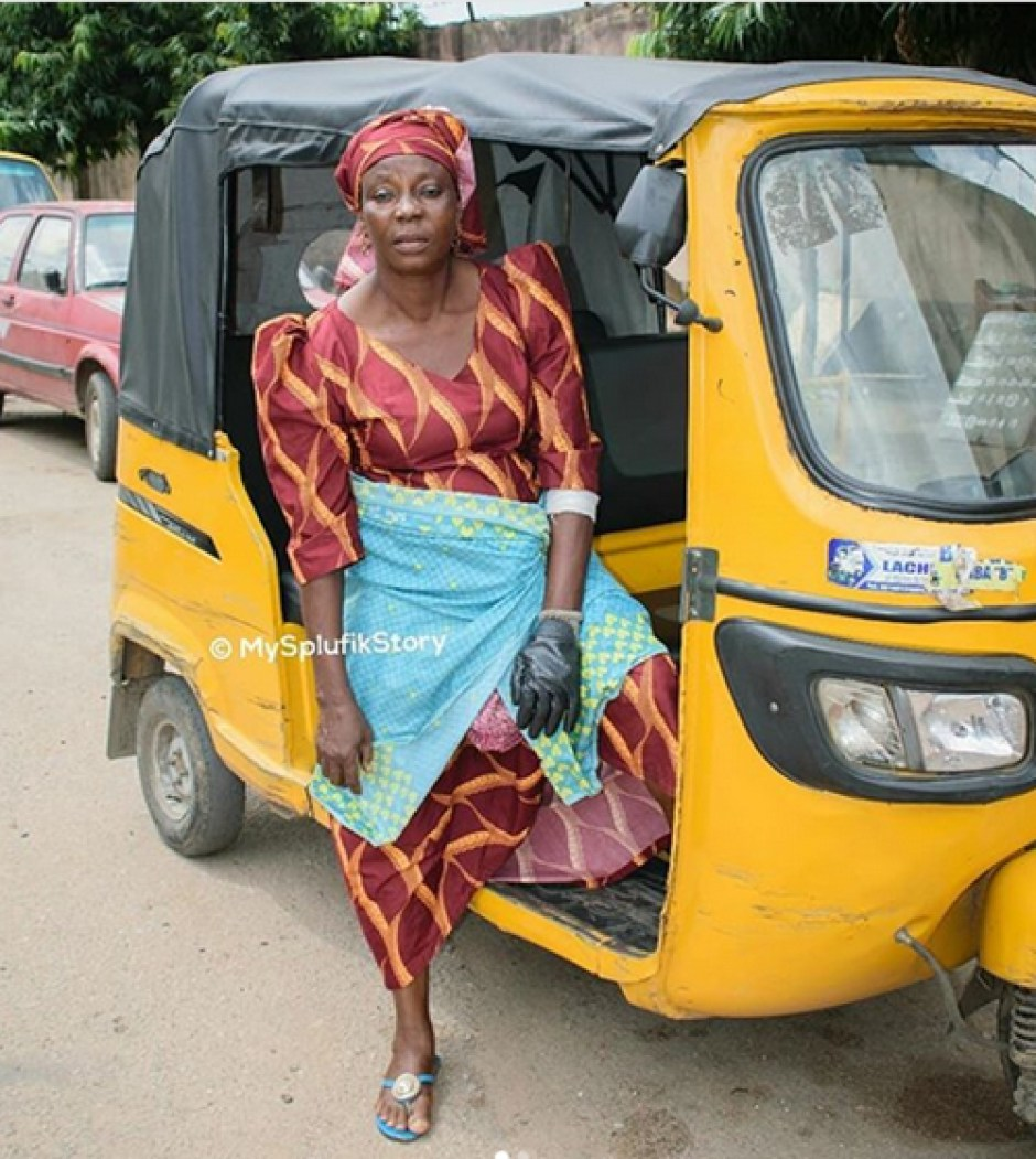 Widow Who Rides A Keke Napep For A Living Shares Her Emotional Story (Photos)