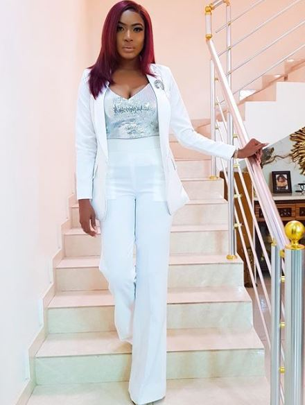 Chika Ike Reveals Why She Prays Before Going On Instagram