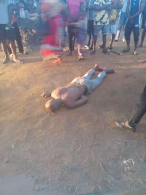 Man Beaten To Coma For Raping Women And Stealing In Akwa Ibom (Photos)