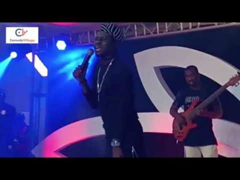 Comedy Video: Kennyblaq And Akpororo Performance @Ali Baba's Wife 50th Birthday