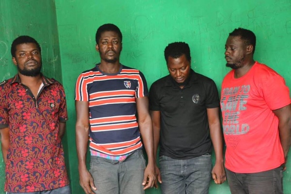 4 SARS Operatives Dismissed & Charged To Court By NPF Over Armed Robbery & Kidnapping